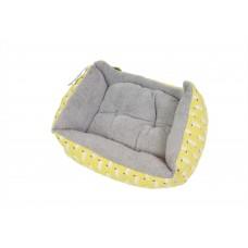 Легло правоъгълно КУЧЕНЦА 1, 52x40xh 20 см. К-167