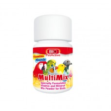 Multimix powder - мултивитаминни и минерали за птици 50 гр
